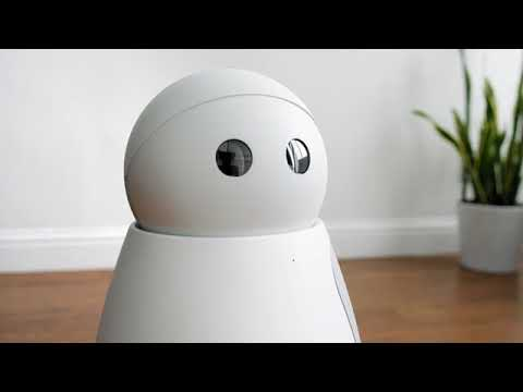 Kuri, the cutest home robot, has learned how to dance