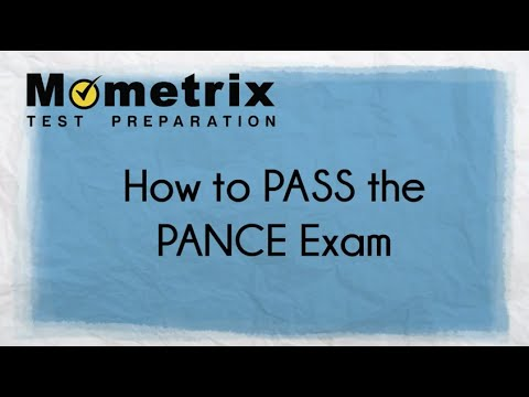 PANCE Exam Practice Test - Sample Questions from the PANCE Test