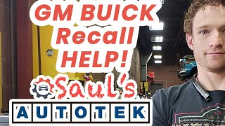 GM Buick PLEASE Help Use Recall Issue Fuel Take Denver Englewood Colorado