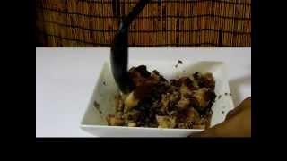 Schar Gluten Free Marble Pound Cake Bread Pudding