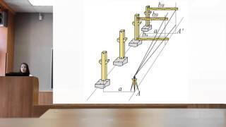 Лекция №16. Геодезические работы при монтаже строительных конструкций
