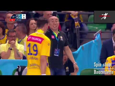 TOP 10 FAMOUS Tricks on Handball (2018) @Real.Handball