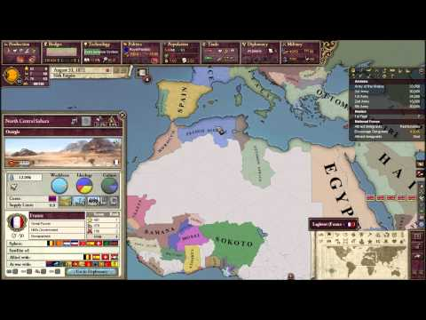 Lets Play Victoria 2 New Nations Mod - Sikh Empire Part 15