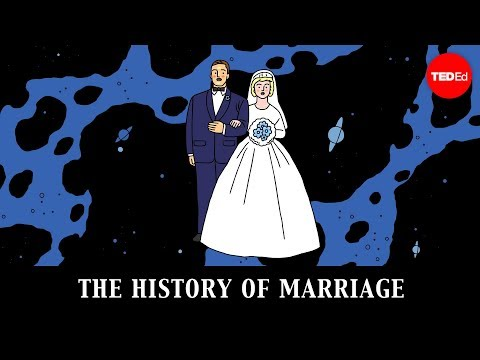 Video image: The history of marriage - Alex Gendler