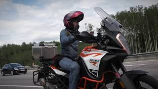 KTM 1290 Adventure К (Тест от Ксю)