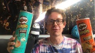 Pringles Ranch aus den USA vs Pringles Peri Peri aus Neuseelan…