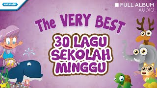 The Very Best 30 Lagu Sekolah Minggu- Talenta Singers (Audio full album)