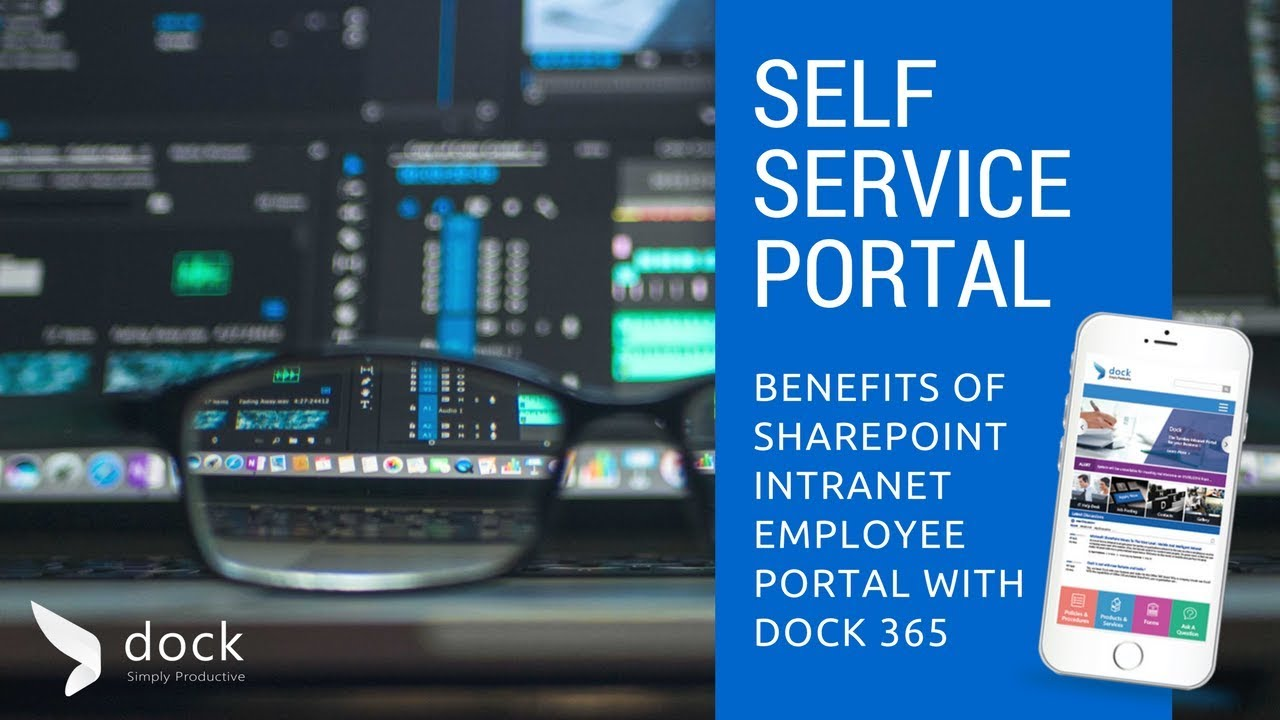 SharePoint Intranet – Design Your Employee Self-Service Portal