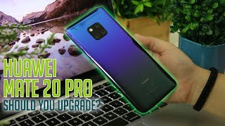 Huawei Mate 20 Pro Long-term Review - Should You Upgrade?