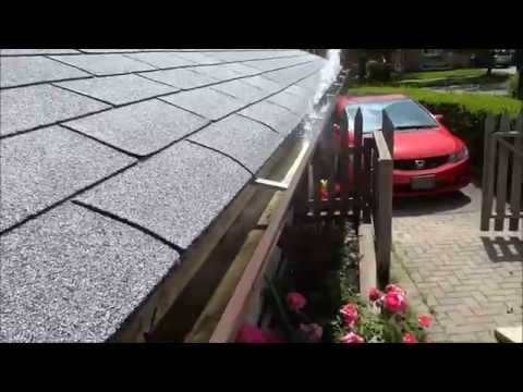 How To Clean Your Gutters (FULL Tutorial)