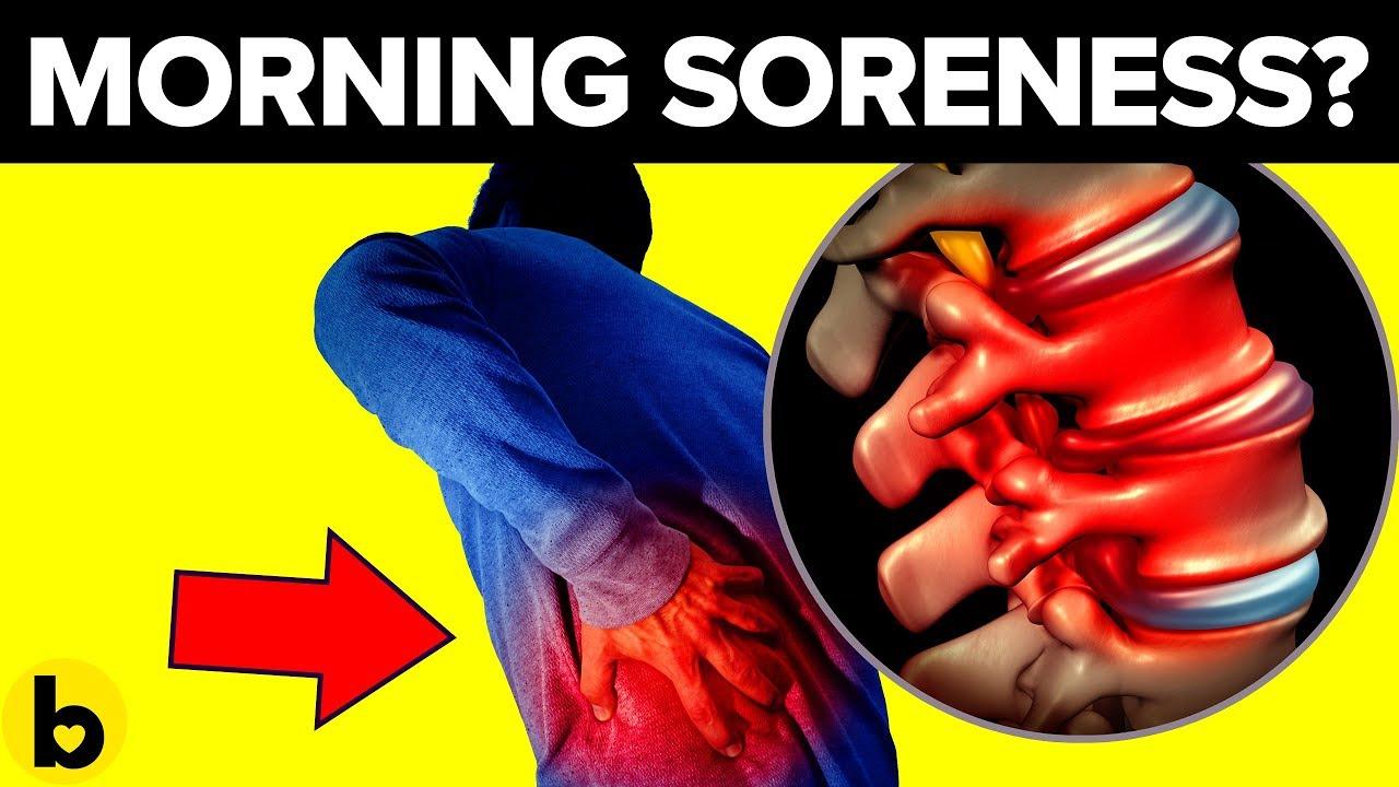 5 причини зошто наутро ве боли телото