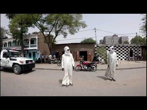 Streets of Africa. N'djamena, Chad