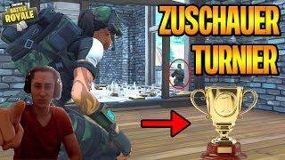 ICH Zocke gegen EUCH!🏆✨ | Zuschauer Turnier | Fortnite Battle Royale