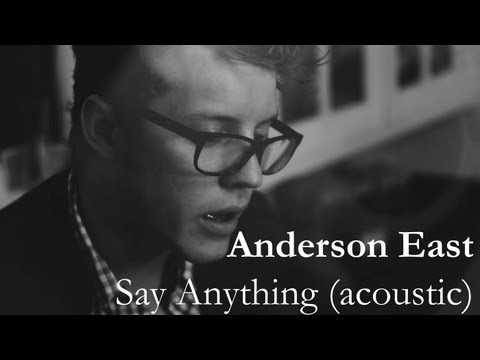 Anderson East - Say Anything (Acoustic)