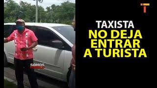 TAXISTA no deja entrar a TURISTA en UBER en la REPUBLICA DOMINICANA - La Tendencia Farandula