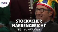 Stockacher Narrengericht | Närrische Wochen