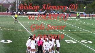 Bishop Alemany (0) vs IMAH (1) Girls Soccer 1/18/2019