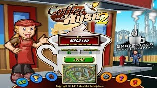 Coffee Rush 2  (PC GAME)