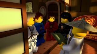 LEGO® Ninjago Épisode 4 2012 Ne jamais faire confiance à un serpent