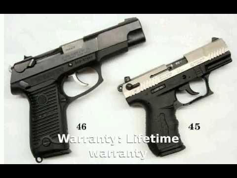 Cobra Titan Derringer 9mm Luger Pistol Features