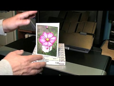 How to Print Greeting Cards on Red River Greeting Card Stock