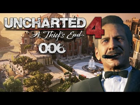 UNCHARTED 4: A THIEF'S END #006 - Einmal ein Dieb   Let's Play Uncharted 4