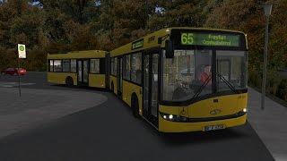 LET`S TEST OMSI 2[60FPS] / Test des Solaris Urbino 18 III von alTerr in Freyfurt