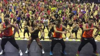 LET ME LOVE YOU - ZUMBA CHOREOGRAPHY