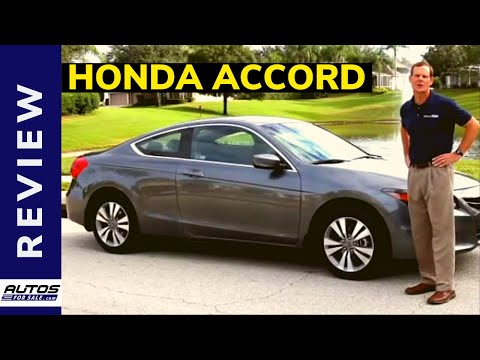 Honda Accord Coupe Review (2012) - AutosForSale