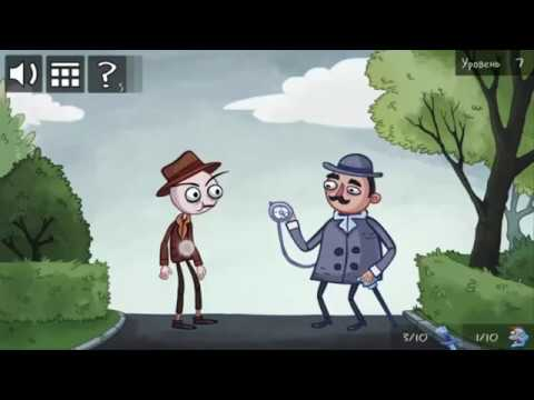 Игра Слендер Мэн Slender Man играть онлайн 3д игры