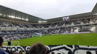 FC Girondins de Bordeaux / ASSE - Entrée des joueurs