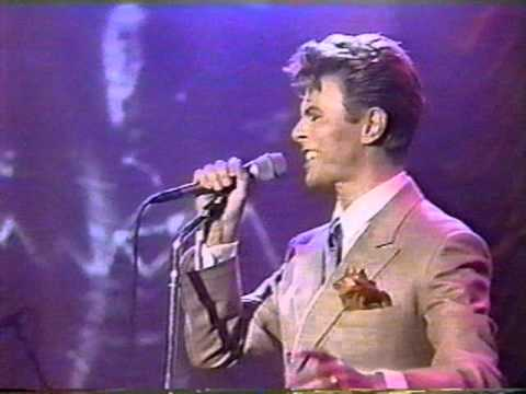 Part 1-David Bowie on Arsenio Hall Show. July '93.