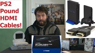 POUND PS2/PS1 HDMI Cable! - Adam Koralik