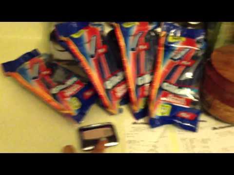 Money Maker Gillette Razors at Albertsons...