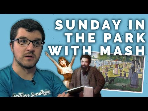 Sunday in the Park with Mash – Sondheim September