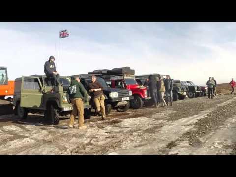 Bug out vehicles UK intro