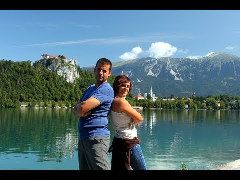 Slovenia (land of mountains and caves)