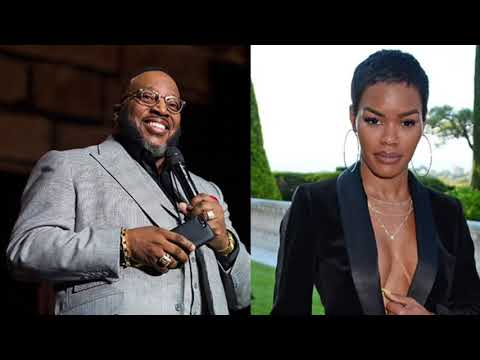 Marvin Sapp Speaks Out About Teyana Taylor Remixing