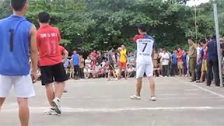 Bóng chuyền hội làng Việt Nam 2017 - Khởi động bóng chuyền