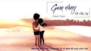 Gom nắng về cho em - Thành Thịnh - Lyrics
