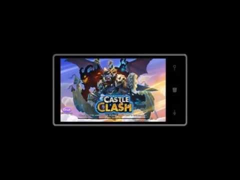 Castle Clash | Windows Phone | Халявні КГ
