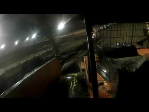 Outlaw Speedway Crate Sportsman Heat Aug 30,2019. - dirt track racing video image