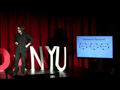 Musical notation, mathematics, and machine learning: Juan Beltran at TEDxNYU 2013