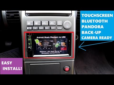 How To Install A Touchscreen Car Radio With Bluetooth