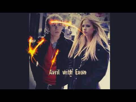 Avril Lavigne x Evan Taubenfeld Keep Holding On through out the years 2002 - 2013