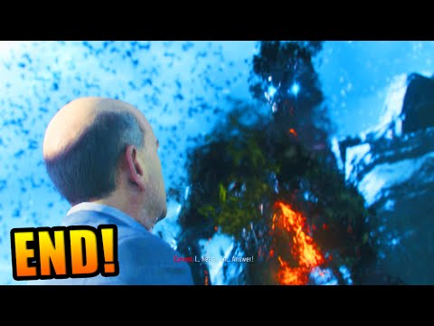 """Call of Duty BLACK OPS 3 Walkthrough (Part 11 END) - Campaign Mission 11 """"LIFE"""" (COD 2015 HD)"""
