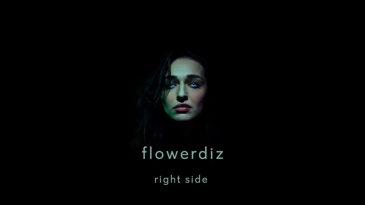 flowerdiz- Right Side Клип indie группы flowerdiz