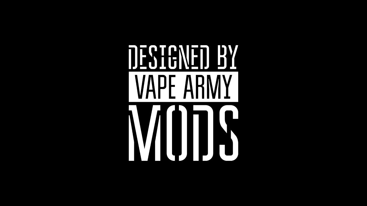 Mechanical Mod CALIBER - From Vape Army Mods