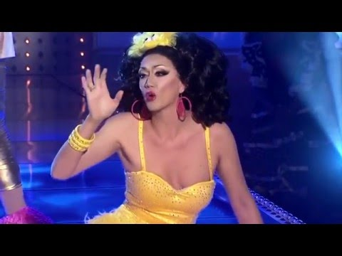 RuPaul's Drag Race | Lip Sync: Delta Work VS Manila Luzon