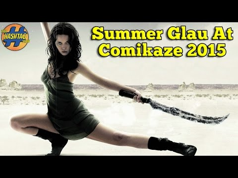 Summer Glau Panel  | Comikaze 2015 | That Hashtag Show